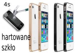 Ramka Bumper case do iPhone 4, 4s ALU srebrny