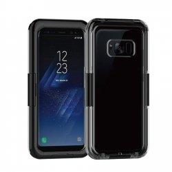 Obudowa czarna etui wodoodporna IP68 Samsung S8+