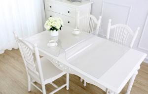 Podkładka elastyczna ochrona stołu, biurka i innych blatów mata na wymiar 160x90cm 1mm