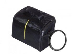 Futerał Torba na Aparat Nikon Canon Etui Nikon + Filtr UV