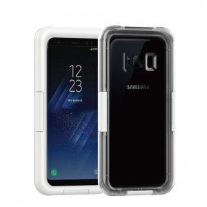 Obudowa biała etui wodoodporna IP68 Samsung S8