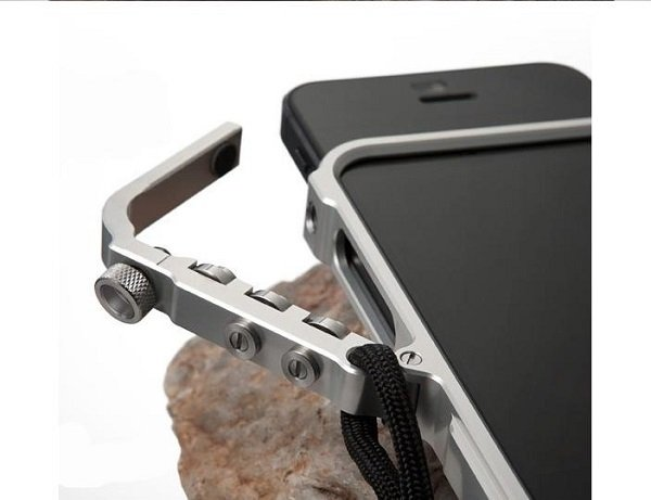 Obudowa aluminiowa BUMPER Ramka Iphone 4, 4s