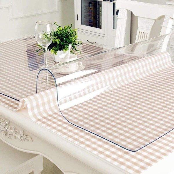 Mata elastyczna na stół lub biurko 100x50 cm