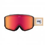 Gogle Tripout Blaze Dot (brown/orange fire) 2020