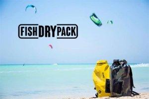 Wodoodporne plecaki, torby, saszetki FishDryPack