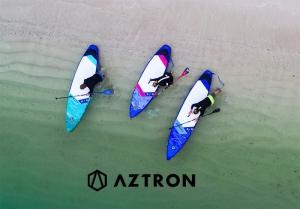 Aztron - dwukomorowe deski SUP