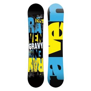 Deska snowboardowa Raven Gravy Junior 2020