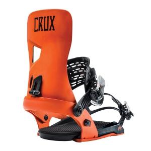 Wiązania snowboardowe Rome Crux (orange) 2019