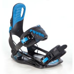Wiązania snowboardowe Raven s220 (blue) 2019