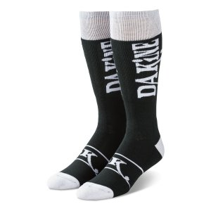 Skarpety Dakine Freeride Socks (black/white) 2020