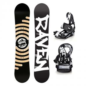 Zestaw Raven Relict 2020 + Raven s250 black