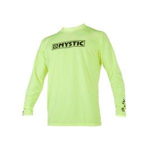 Lycra Mystic Star QuickDry LS (lime) 2021