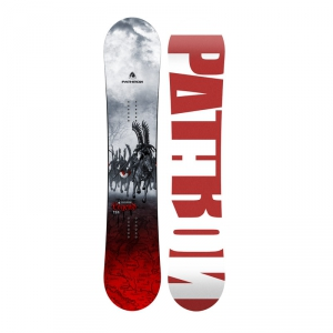Deska snowboardowa Pathron Legend Limited (grey) 2016