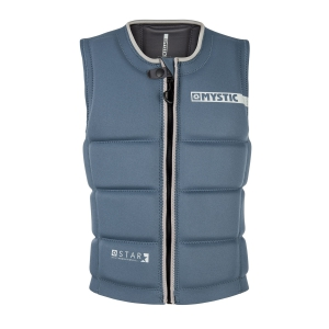 Vest Mystic Star Zip (navy) 2019