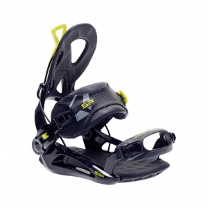 Wiązania snowboardowe SP Fastec Private (black) 2019