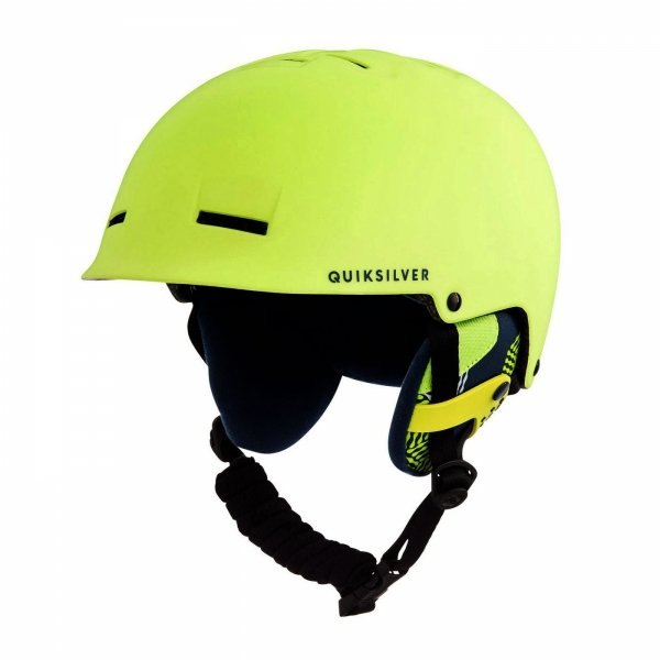 Kask Quiksilver Fusion (lime green) 2019