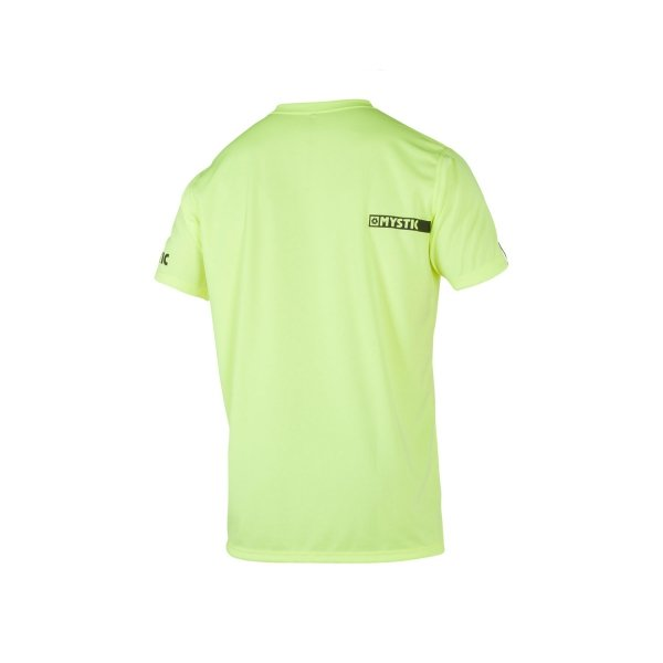 Lycra Mystic Star QuickDry SS (lime) 2021