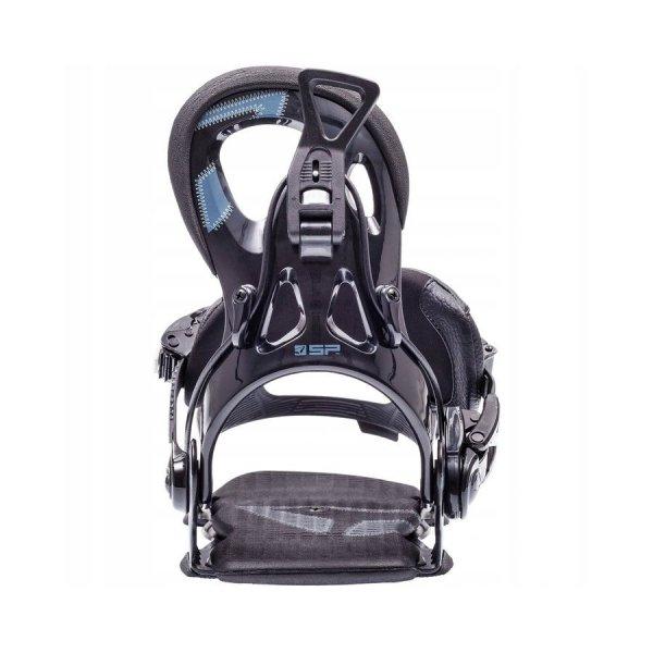 Wiązania snowboardowe SP Fastec Core (black) 2019