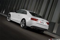 AKRAPOVIC Slip-On Line (SS) Audi S5 2007-2011