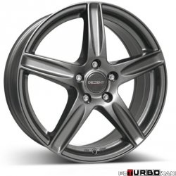 Dezent L dark Anthracite 7x16