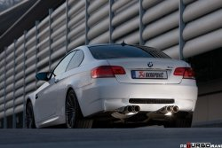 AKRAPOVIC Evolution Line (Titanium) BMW M3 (E92, E93) 2007-2013