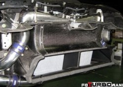 Intercooler Kit Chłodnica HKS do NISSAN GT-R R35 (13001-AN013)