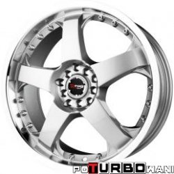 Drag Wheels DR11 7,5x18 5x100-114,3 ET45 otw. 73