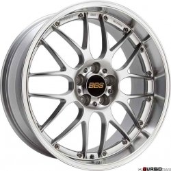 BBS RS-GT Performance Line 9,5x18 5x120 ET22 Polished Silver