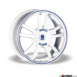 Sparco Rally WH 7x16 ET 40 76,9