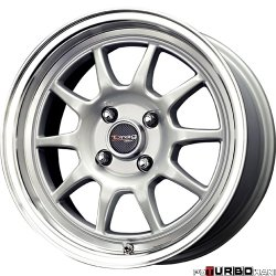 Drag Wheels DR16 Silver 17x7 5x114,3 ET40