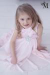 Sukienka 1730 - Różowa