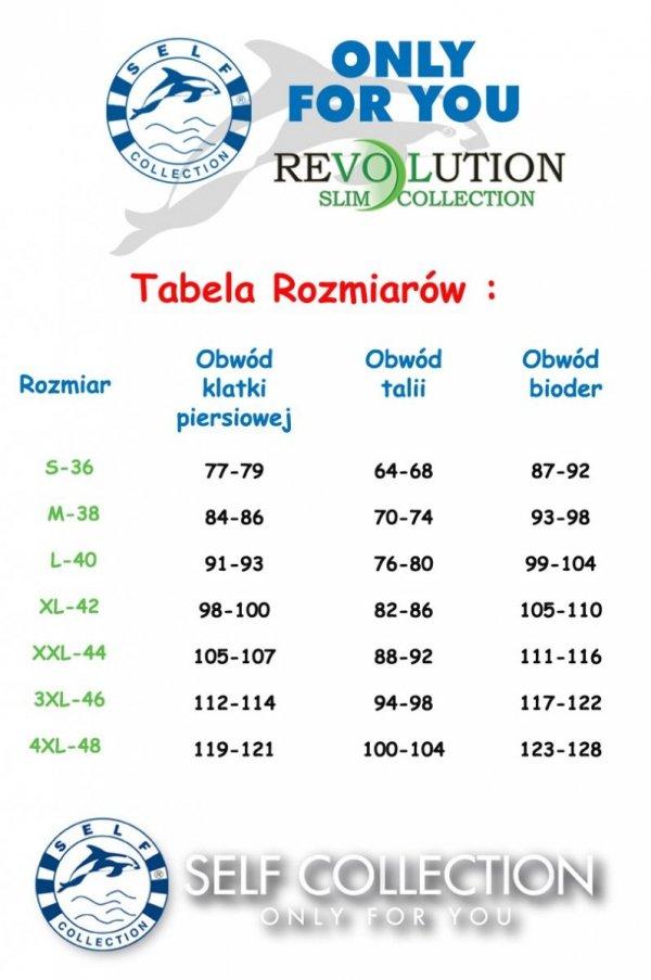Klasyczny Kostium Basenowy SELF S34 v.24 R: