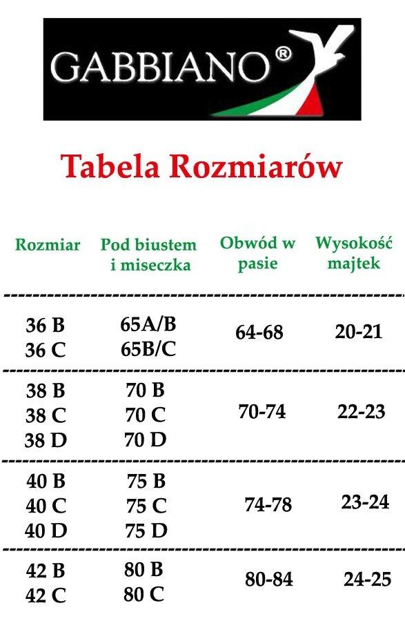 Nowość GABBIANO Kostium kąpielowy ANABEL-K 9/a
