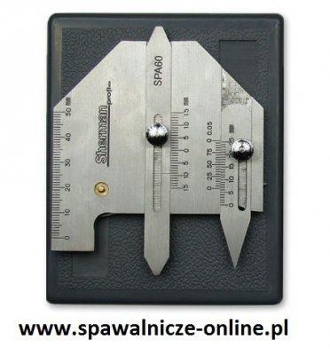 Spoinomierz analogowy OPEN WELD SPA-60