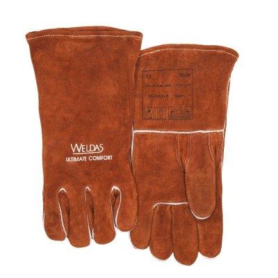Rękawice spawalnicze WELDAS 10-2392 LH/XL (dwie lewe rękawice) - 5 par