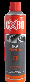 SMAR MIEDZIANY CX80 (500ml)