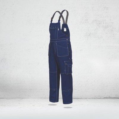 Spodnie ogrodniczki BOSMAN monterskie rozm. M