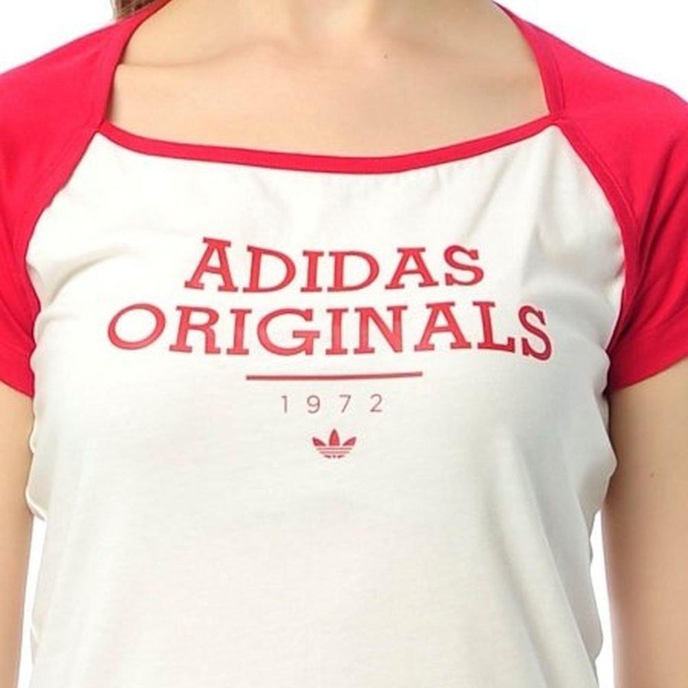 Adidas Originals T Shirt Uni Logo Tee F77634