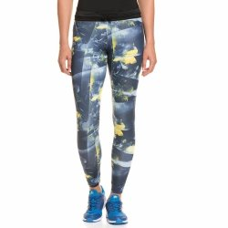 ADIDAS LEGGINSY DAMSKIE FLOWER TIGHT AY4385