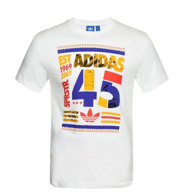 ADIDAS ORIGINALS KOSZULKA ADIDAS 45 G TEE S19077