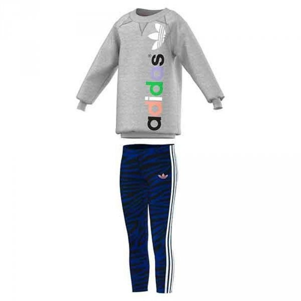 ADIDAS ORIGINALS DRES LK SET GIRLS M69087