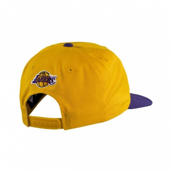 ADIDAS CZAPKA NBA LOS ANGELES LAKERS M67582