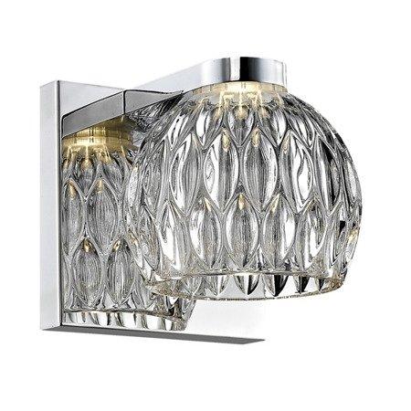 LAMPA KINKIET ZUMA LINE AURELIA WALL W0404-01A-B5AC