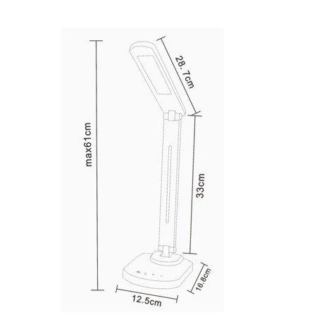 LAMPA WEWNĘTRZNA (STOŁOWA) ZUMA LINE TABLE 1601 Zuma Line
