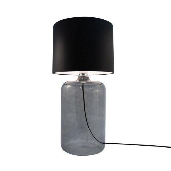 Lampa stołowa AMARSA GRAFIT 5510BK Zuma Line  --- DODAJ PRODUKT DO KOSZYKA I UZYSKAJ MEGA RABAT ----