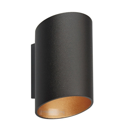 LAMPA SPOT ZUMA LINE SLICE WL BLACK SPOT 50603-BK/GDczarny