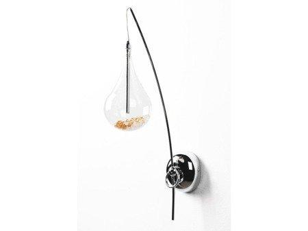LAMPA KINKIET ZUMA LINE PERLE WALL W0226-01A-F4RK
