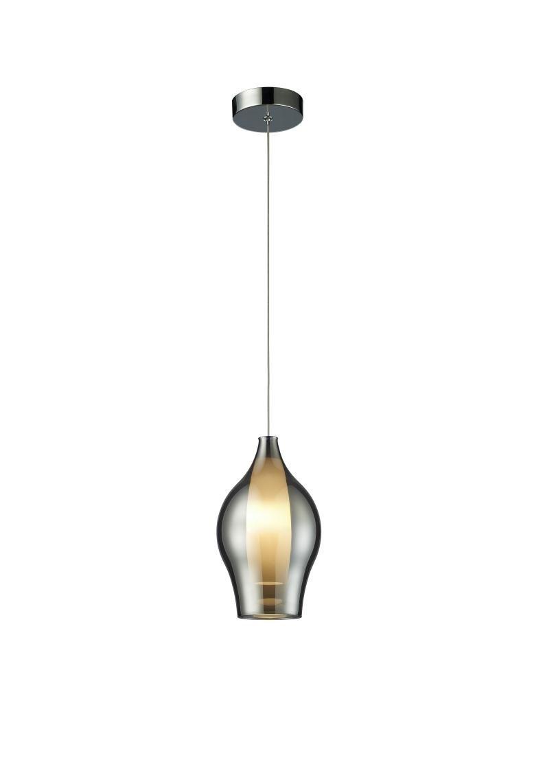 LAMPA WEWNĘTRZNA (WISZĄCA) MIRANDA MD1506-1 czarna