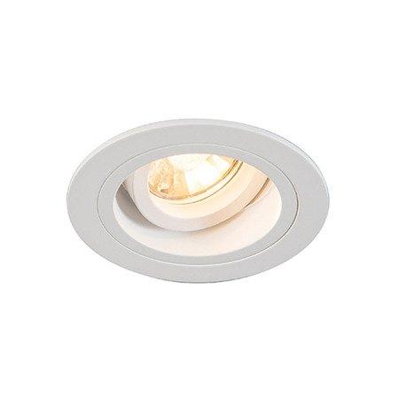 LAMPA SPOT ZUMA LINE CHUCK DL ROUND 92699white