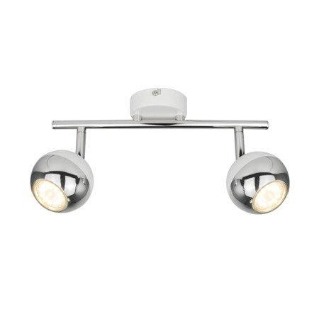 LAMPA SUFITOWA ZUMA LINE GASTER CEILING GU16016-2TU-WH